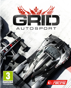 Cover for Grid Autosport.