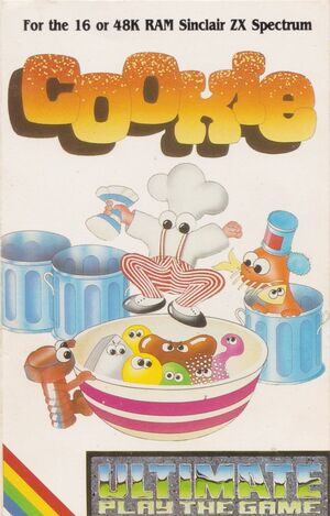 Cover for Cookie.