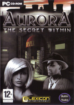 Cover for Aurora: The Secret Within.