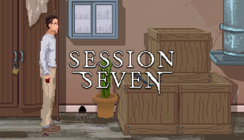 Cover for Session Seven.