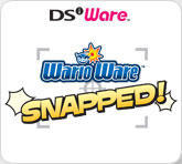Cover for WarioWare: Snapped!.