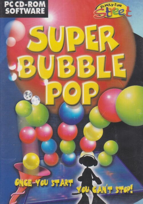 Cover for Super Bubble Pop.