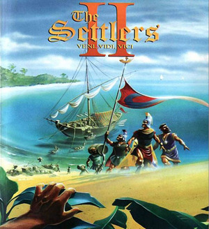 Cover for The Settlers II.