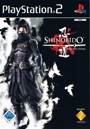 Cover for Shinobido: Way of the Ninja.