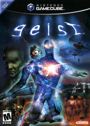 Cover for Geist.