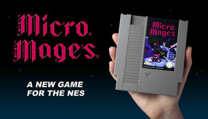 Cover for Micro Mages.