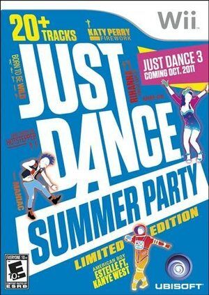 Cover for Just Dance: Summer Party.