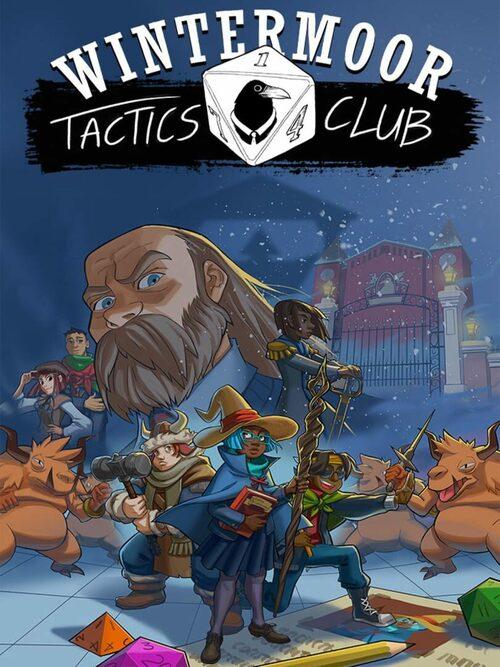 Cover for Wintermoor Tactics Club.