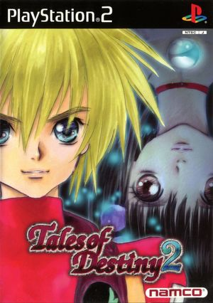 Cover for Tales of Destiny 2.