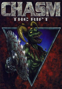 Cover for Chasm: The Rift.
