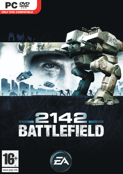 Cover for Battlefield 2142.
