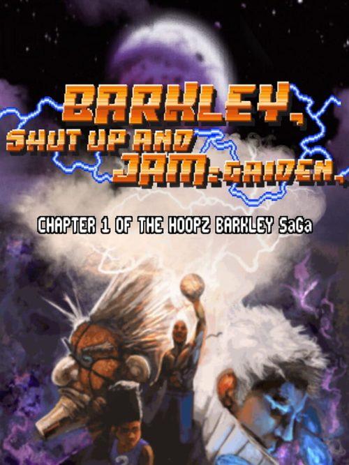 Cover for Barkley, Shut Up and Jam: Gaiden.