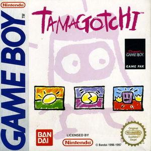 Cover for Tamagotchi.