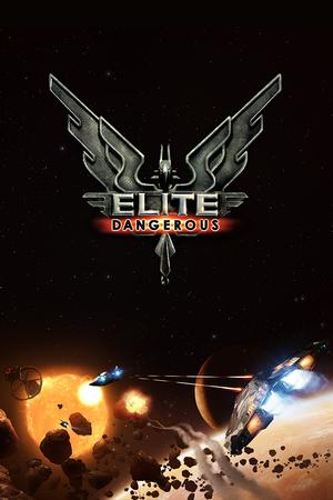 Cover for Elite: Dangerous.