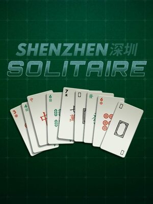 Cover for SHENZHEN SOLITAIRE.