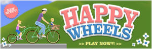 Cover for Happy Wheels.