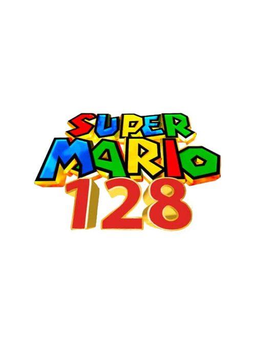 Cover for Super Mario 128.