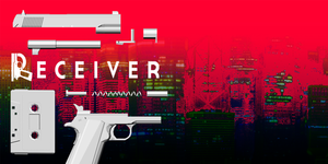 Cover for Receiver.