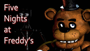 Cover for Five Nights at Freddy's.