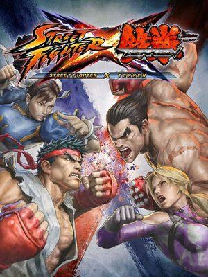 Cover for Tekken X Street Fighter.