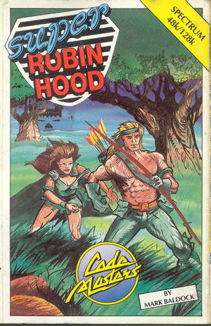 Cover for Super Robin Hood.