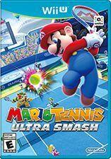 Cover for Mario Tennis: Ultra Smash.