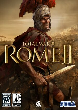 Cover for Total War: Rome II.