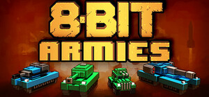 Cover for 8-Bit Armies.