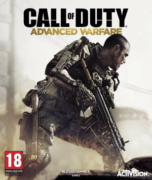 Cover for Call of Duty: Advanced Warfare.