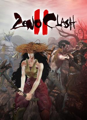Cover for Zeno Clash II.