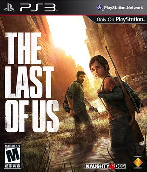 Cover for The Last of Us.