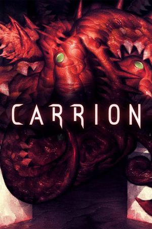 Cover for Carrion.