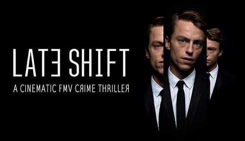 Cover for Late Shift.