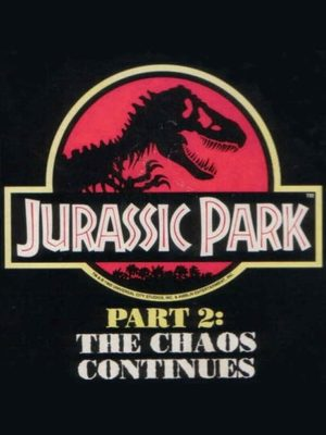 Cover for Jurassic Park 2: The Chaos Continues.