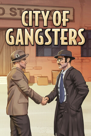 Cover for City of Gangsters.