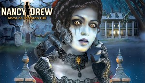 Cover for Nancy Drew: Ghost of Thornton Hall.
