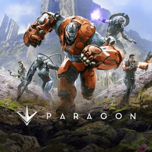 Cover for Paragon.