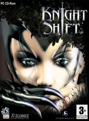 Cover for Knightshift.