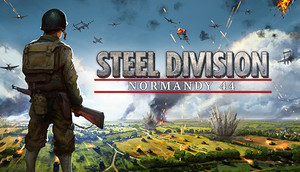 Cover for Steel Division: Normandy 44.