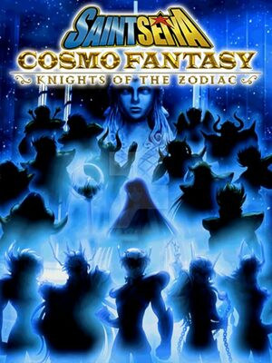 Cover for Saint Seiya Cosmo Fantasy.