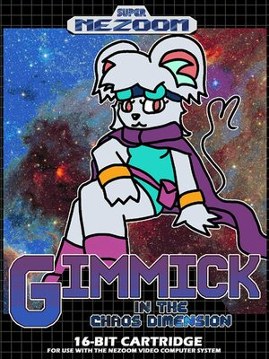 Cover for Gimmick in the Chaos Dimension.