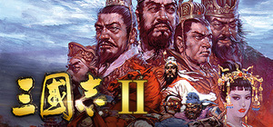 Cover for Romance of the Three Kingdoms II.