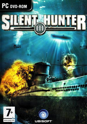 Cover for Silent Hunter III.