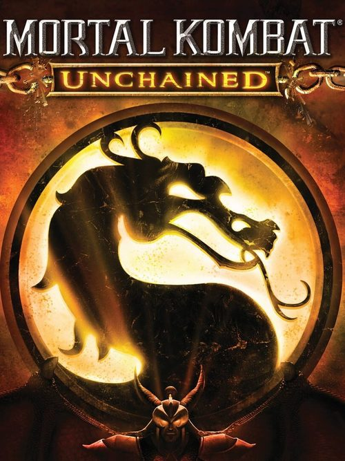Cover for Mortal Kombat: Unchained.