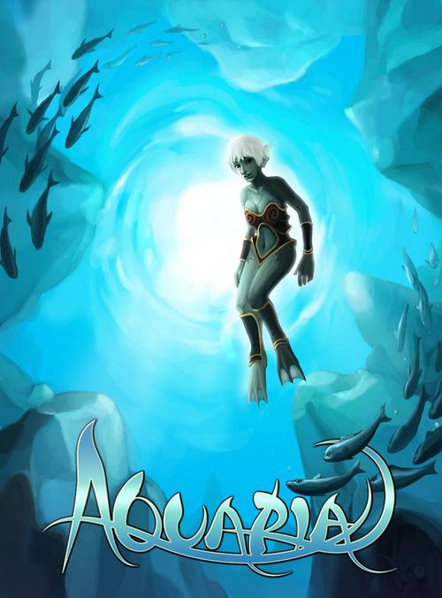 Cover for Aquaria.