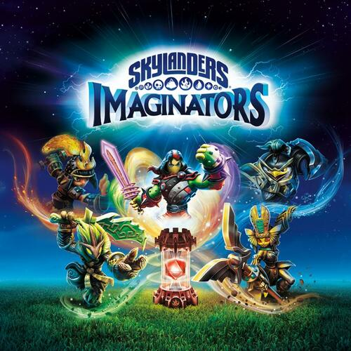 Cover for Skylanders: Imaginators.