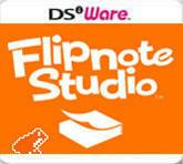 Cover for Flipnote Studio.