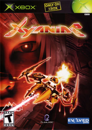 Cover for Xyanide.