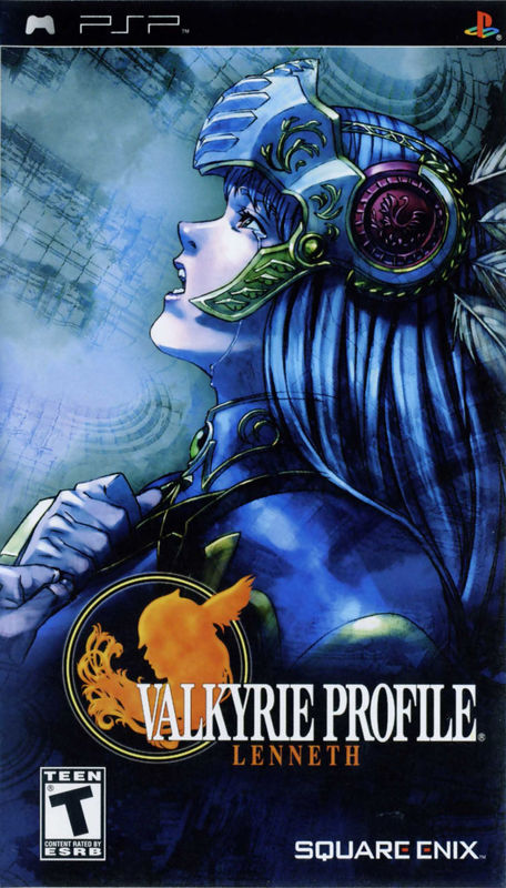 Cover for Valkyrie Profile: Lenneth.