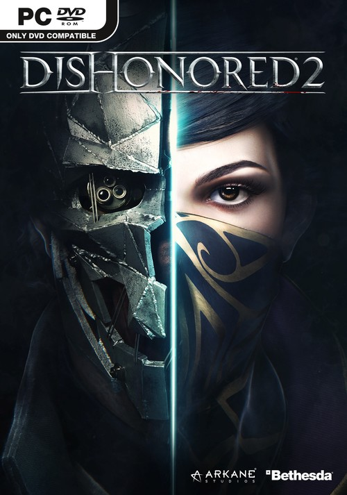 Cover for Dishonored 2.